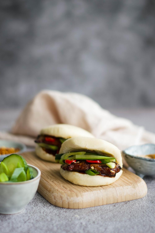 Recept voor bao bun van de bbq