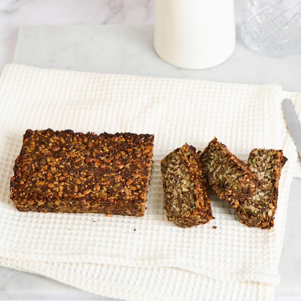 Recept om een zaden en pittenbrood te maken