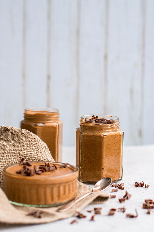 Recept voor makkelijk te maken chocolademousse