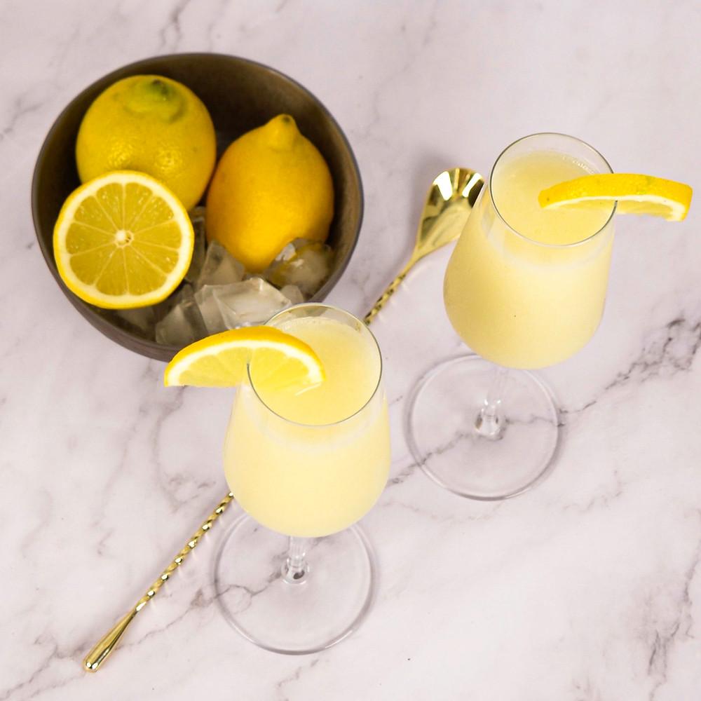 Recept voor scroppino met limoncello