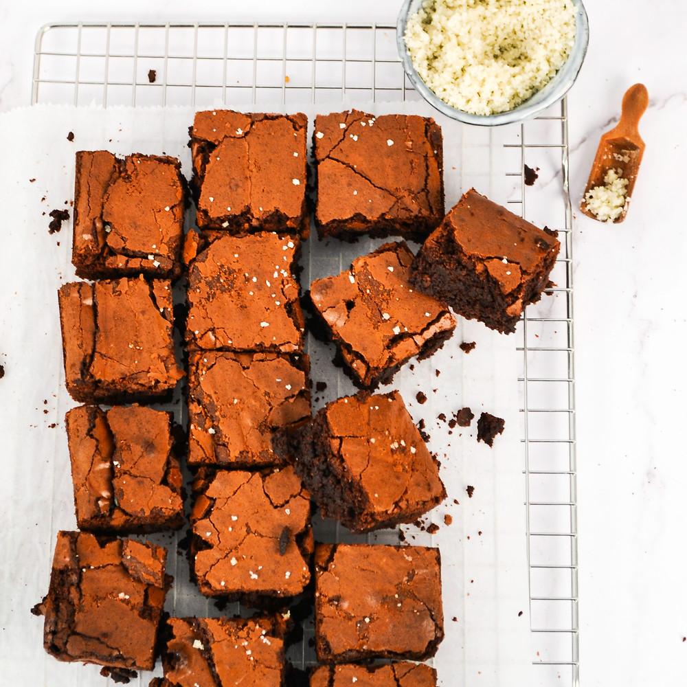 Recept voor de lekkerste brownie