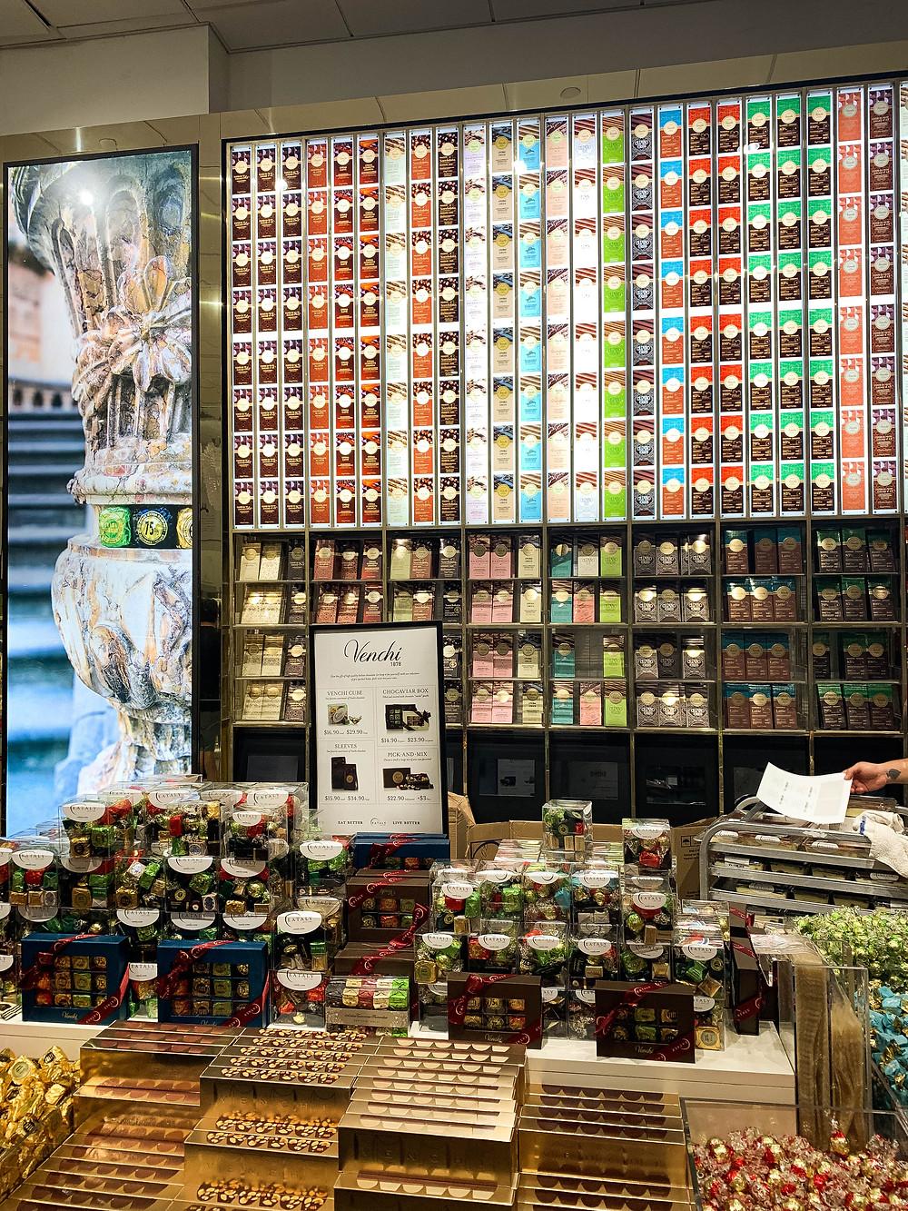 Bonbons kopen New York