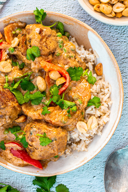 Recept voor gehaktballetjes van kipgehakt