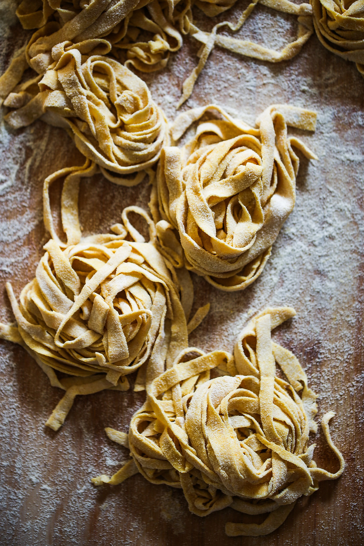Geheimen voor de perfecte pasta