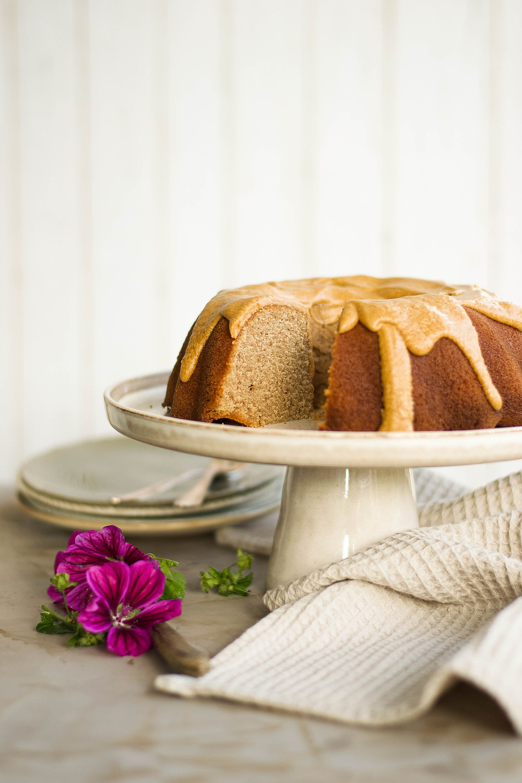 Recept chia cake met vanille