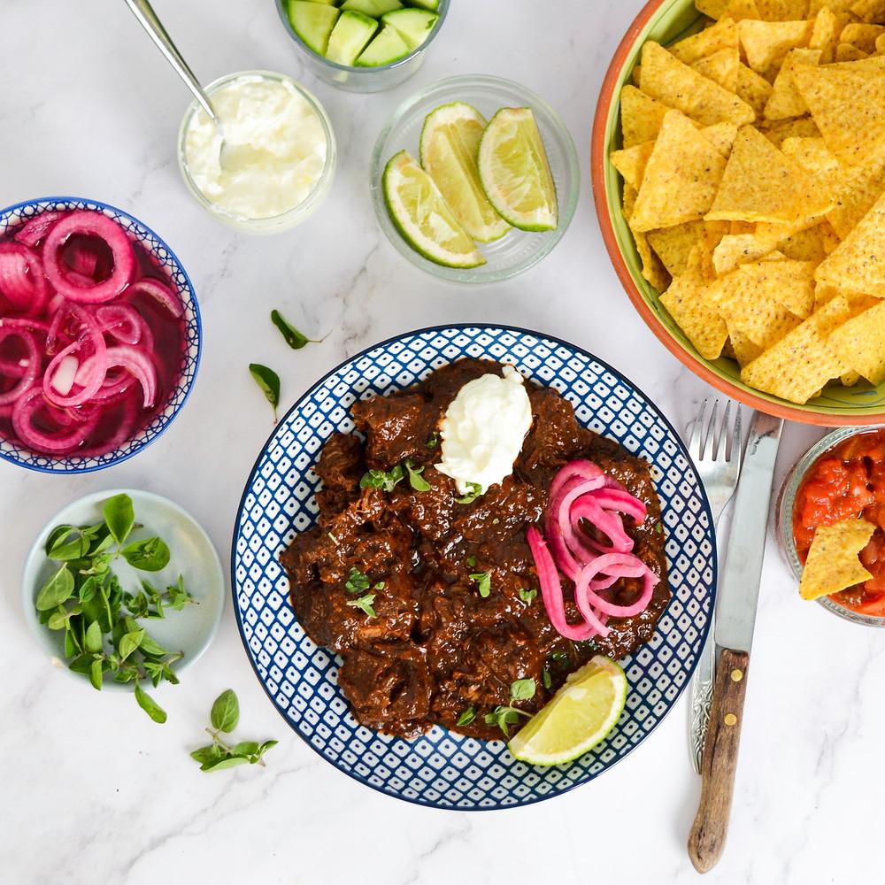 Het recept voor de klassieke Mexicaanse chili con carne