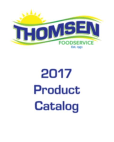Thomsen Product Catalog