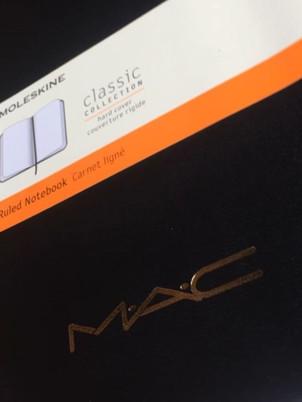 Moleskine personalizado em parceria com