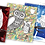 Thumbnail: 6015  Color, Cut, Stick – Owl Art - With glitter stickers