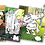 Thumbnail: 6008  Trolls and magical Creatures-With glitter stickers