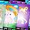 Thumbnail: 6014  Creativity booklet with glitter – My Unicorns Album