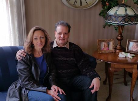 Happy Anniversary Dean & Sharon
