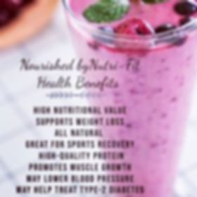 Nutri-Fit Nourished by Nutri-Fit Healt B