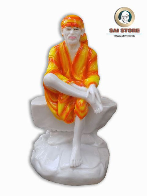 Sai Baba Statue No. 4 ( In Colour)