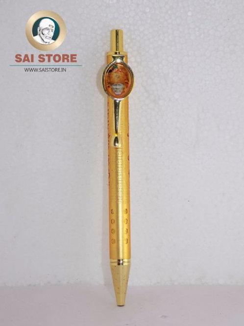 Sai Holling B-80 Om Sai Gold Pen No.70 - 1
