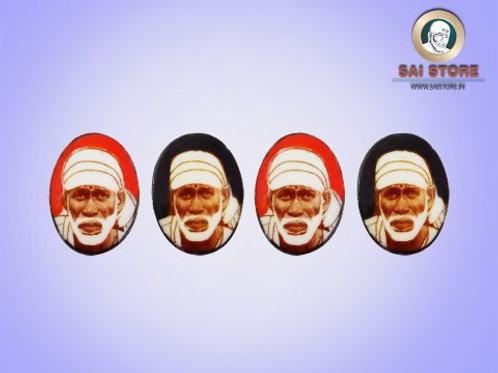Sai Baba Ring Stone No. 30