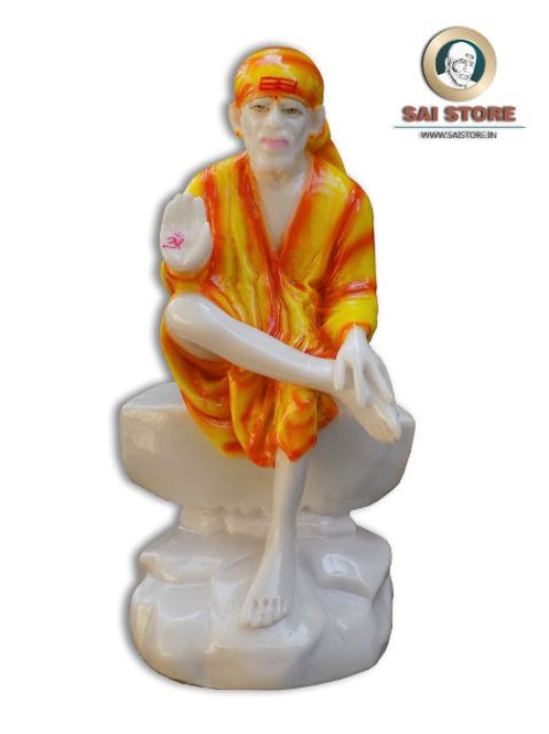 Sai Baba Ashirwad No.4 (In colour)