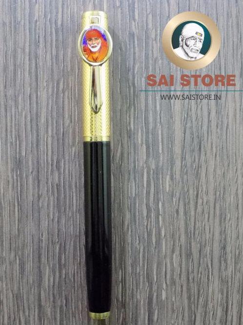 Sai HG Magnet Black GP Pen No.180 - 1