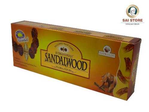 Rudrakshmala Sandalwood