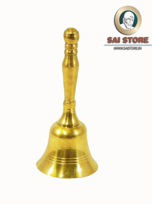 Brass Hand Bell for Temple / Aarti