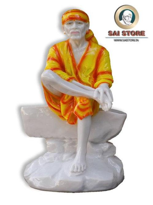 Sai Baba Statue No. 6 ( In Colour )