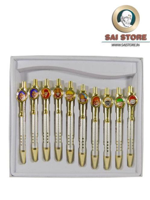 Sai Holling Silver Om Sai Pen No. 70