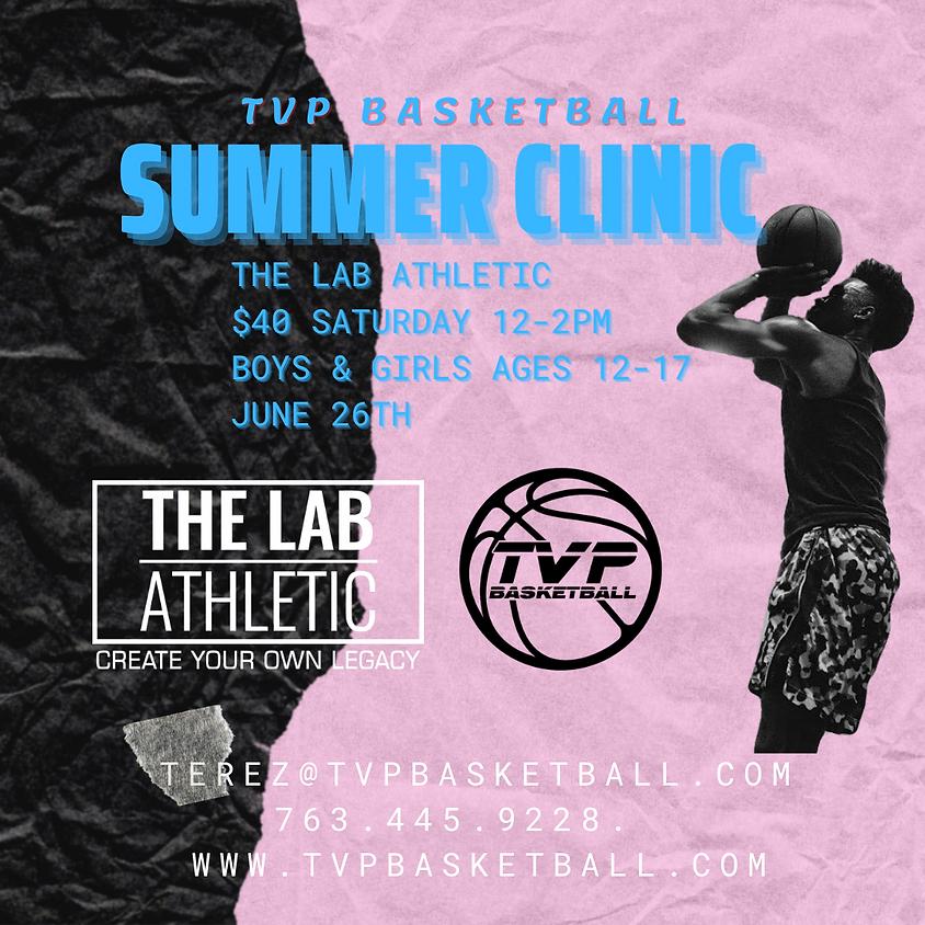 TVP Basketball Summer Clinic 2021