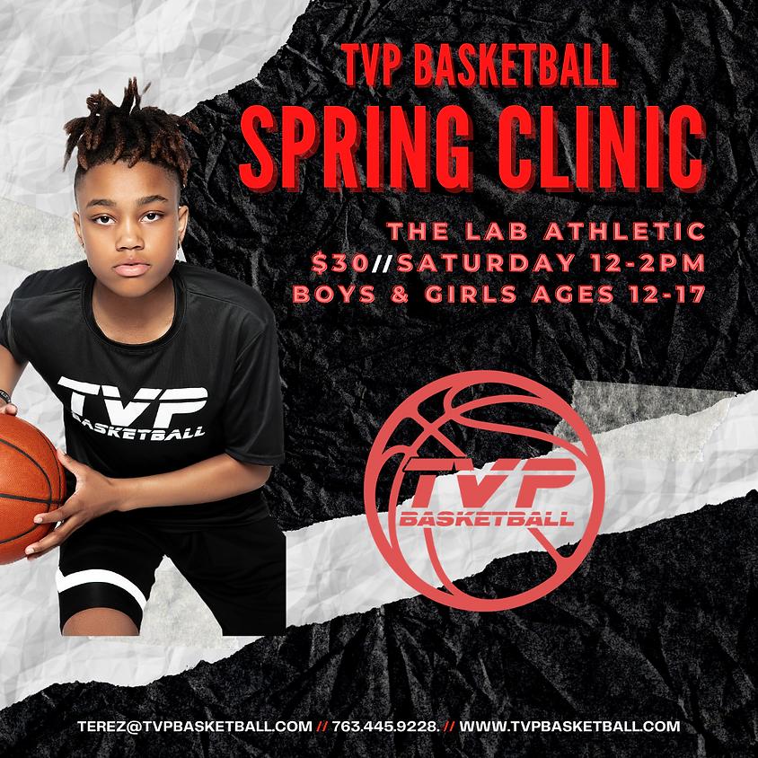 TVP Basketball Spring Clinic 2021