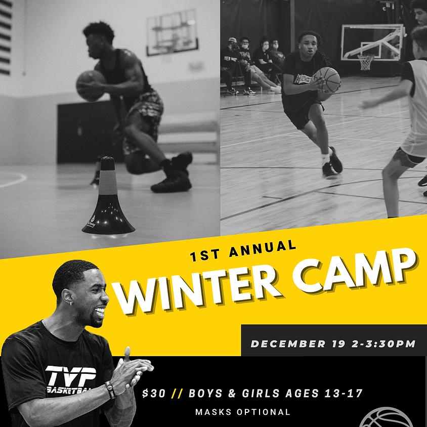 Winter Basketball Camp 2020