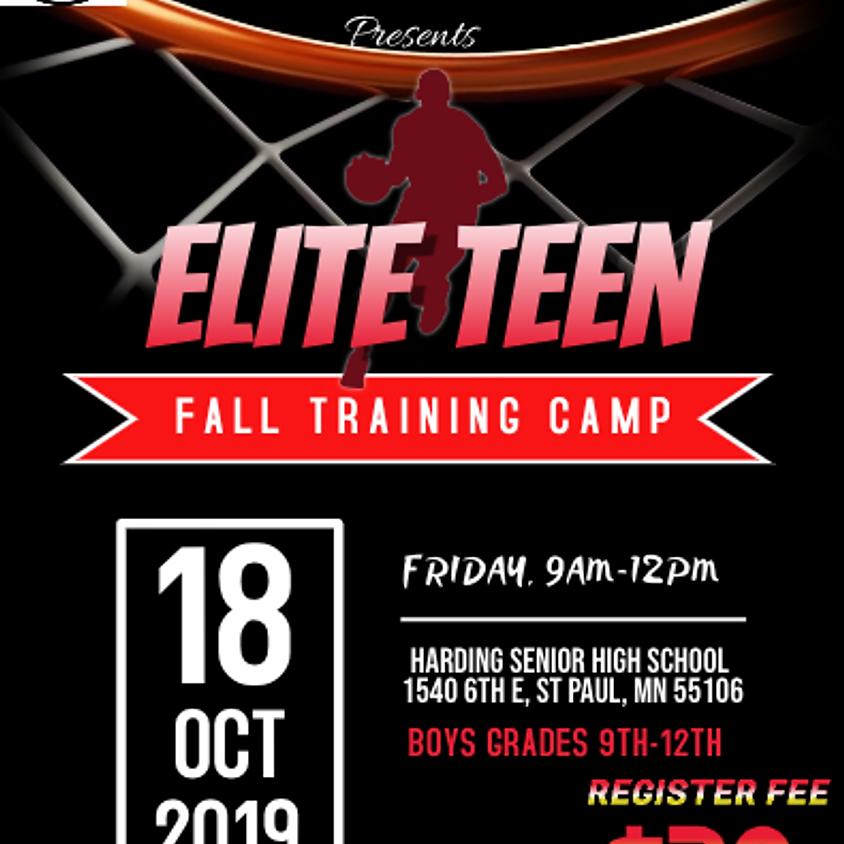 Rip City X TVP Basketball Presents: Elite Teen Fall Training Camp