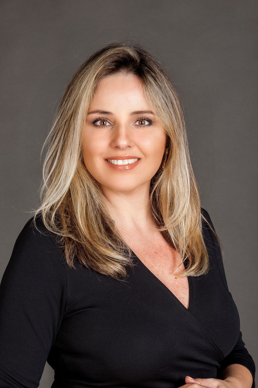 Adriana de Castro - Jornalista. Foto: Ana Vitale
