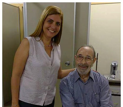 Anna Carla Mariz e José Pedro Esposel