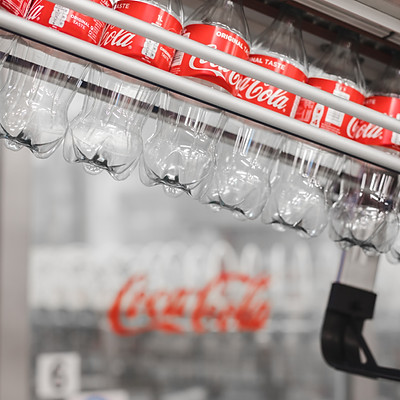 Coca Cola : Werken bij Coca cola