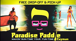 Paradise Paddle Grand Cayman