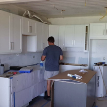 Villa SeaRenity Kitchen Renovation 5-13-