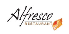 Alfresco Restaurant in West Bay, Grand Cayman