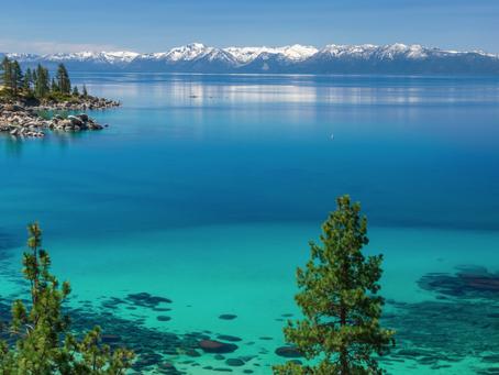 Tahoe Blue Sky