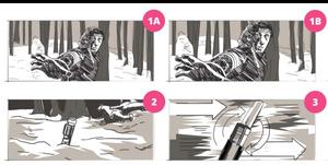 studiobinder star wars storyboard example