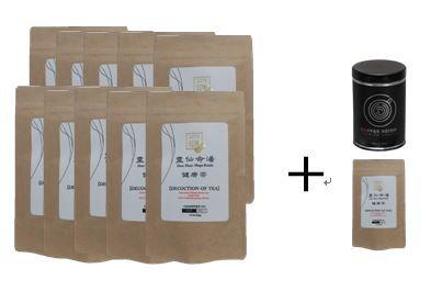Tea Decoction Deer horn Reishi Alumi Pack 15 BUY 10 GET 2