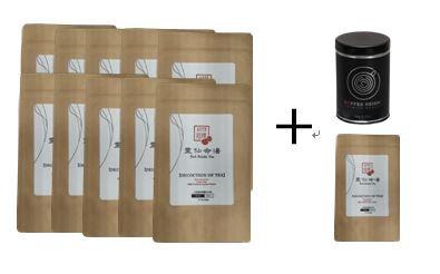 Tea Decoction Red Reishi Alumi Pack 15 BUY 10 GET 2