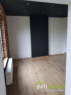 Rénovation salon