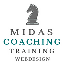 Midas Coaching Training Webdesign