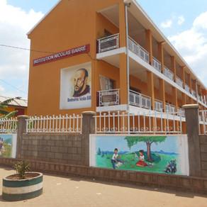 TAMATAVE : lycée Nicolas Barré