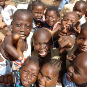TANANARIVE : Ecole des enfants de la rue