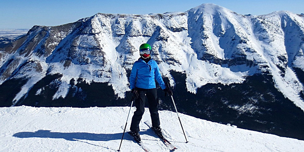 Castle Mountain Resort for New Year's