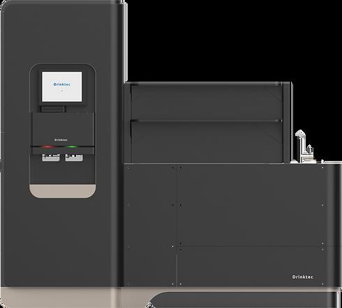 OMICA + Auto-Tea machine 智能調茶機 Drinktec