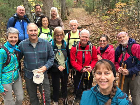 Columbus, IN hikers: a local hiking group and some great local hikes