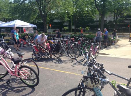 Valet Bike Parking Volunteers Needed