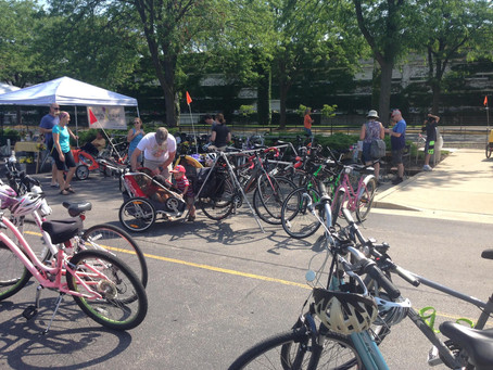 Valet Bike Parking Volunteers Needed