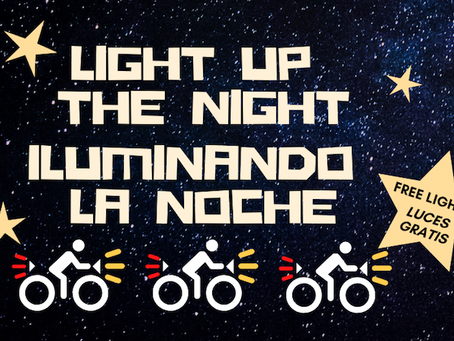 Light Up The Night / Iluminando La Noche